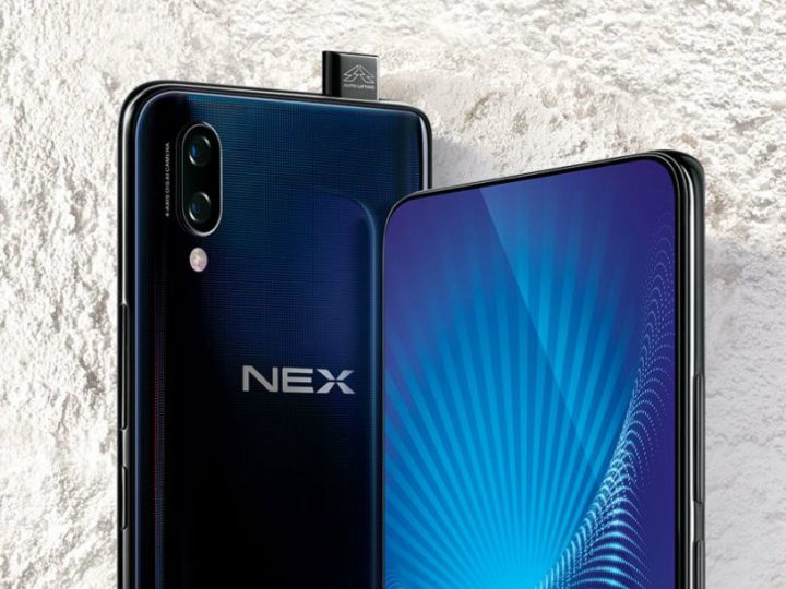 Phone trends in 2019 5G, drop notch or slide