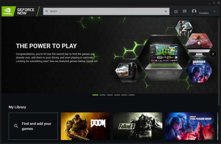 Nvidia gets cloud gaming right with Geforce Now