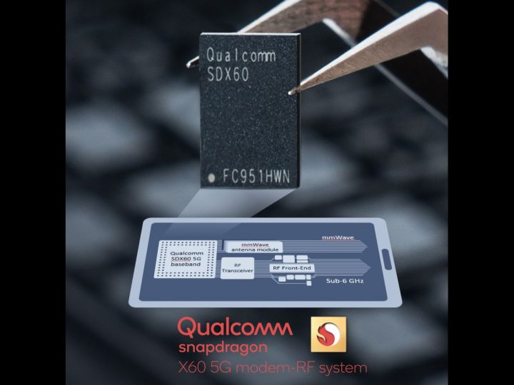 Snapdragon X60 5nm modem announced