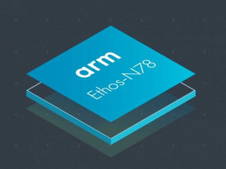 ARM introduces Ethos N78 NPU