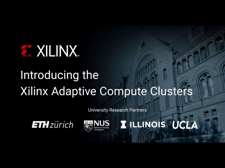 Xilinx Teams with Leading Universities and makes XACC