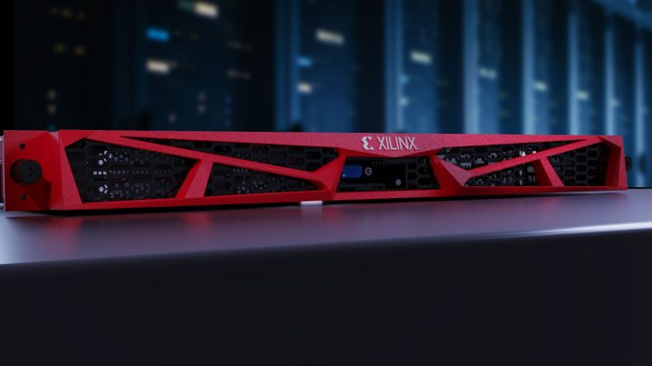 Xilinx announces two streaming server appliances