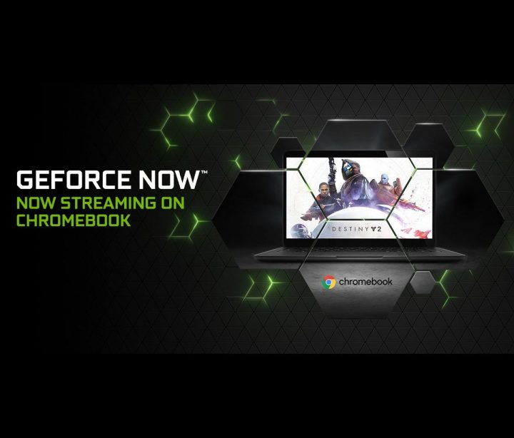 GeForce Now speaks Chromebook