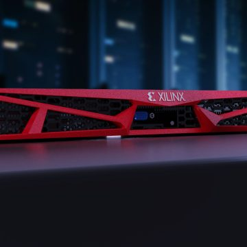 Xilinx Server Appliance for live streaming
